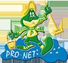 Logo PRO-NET